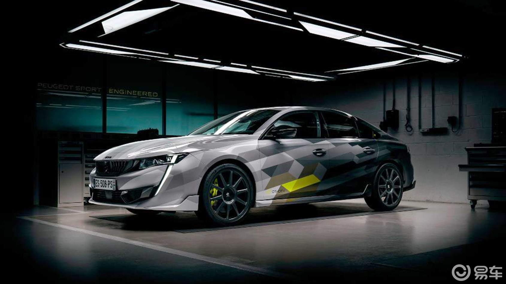 集团合并后的首款运动车,全新标致508PSE正式发布