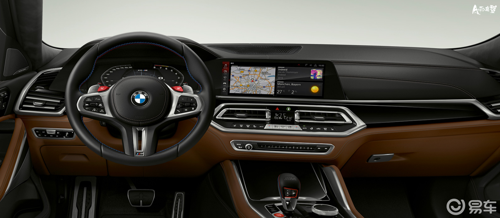 霸气恢弘 凌厉不凡 全新 BMW X6 M