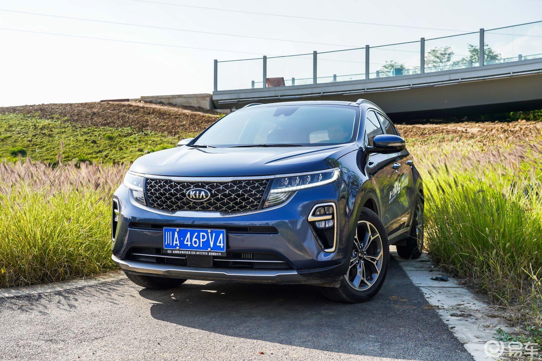 新一代KX5评测:在15万元SUV市场,这是辆被低估的车
