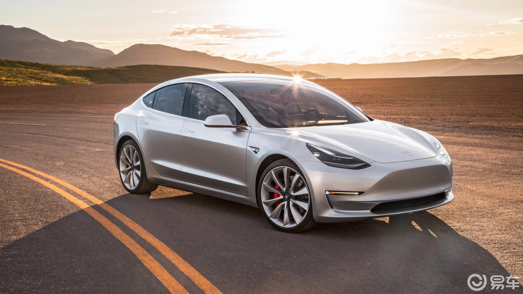 """马斯克""""出尔反尔""""?Model 3长续航后驱版或将国产"""