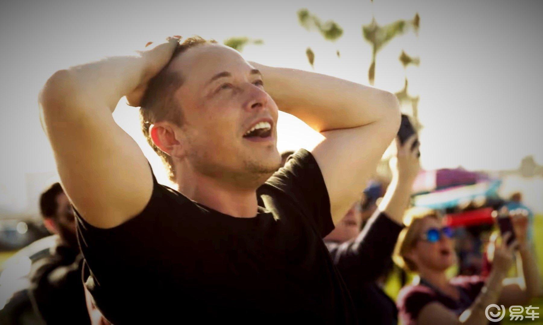 马斯克用龙飞船给Model X打广告,不料却被抢了风头?