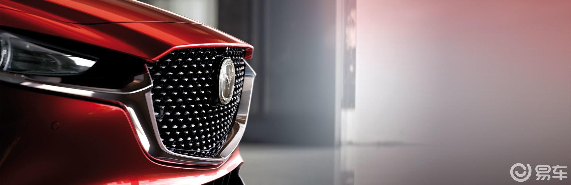 全系2.0L自吸 马自达CX-30售12.99万起