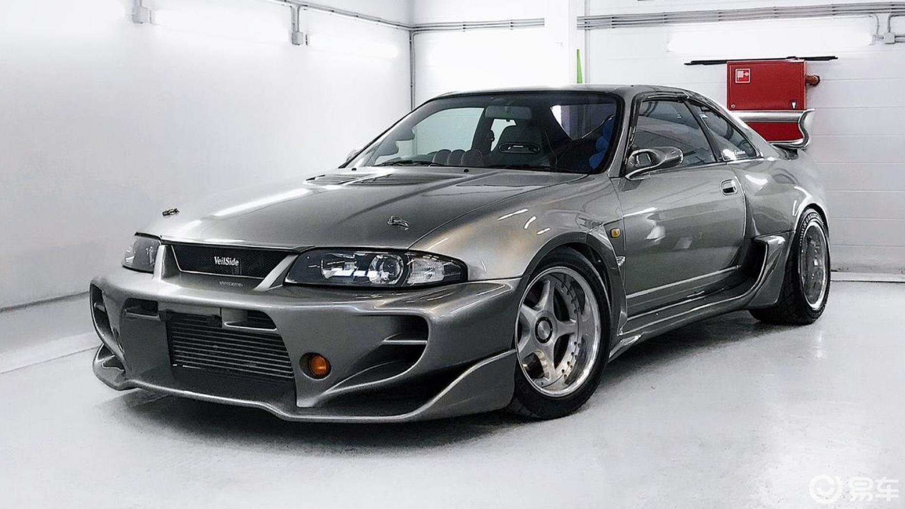 日本著名改装作品1995年款尼桑Skyline GT-R