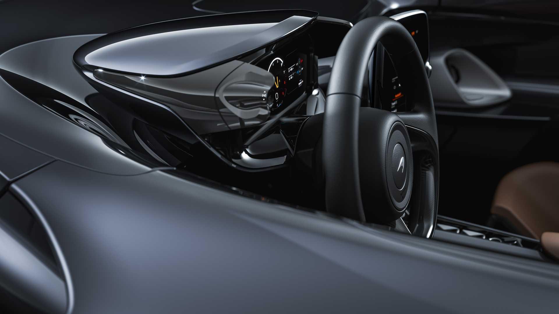 迈凯伦发布全新超级跑车,售价169万美元,限量300台