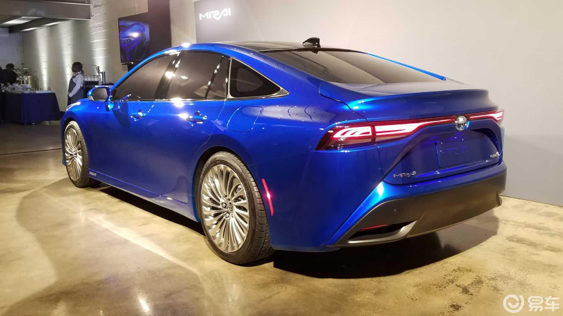 氢时代的新先锋,传承跑车基因,丰田全新Mirai要来了