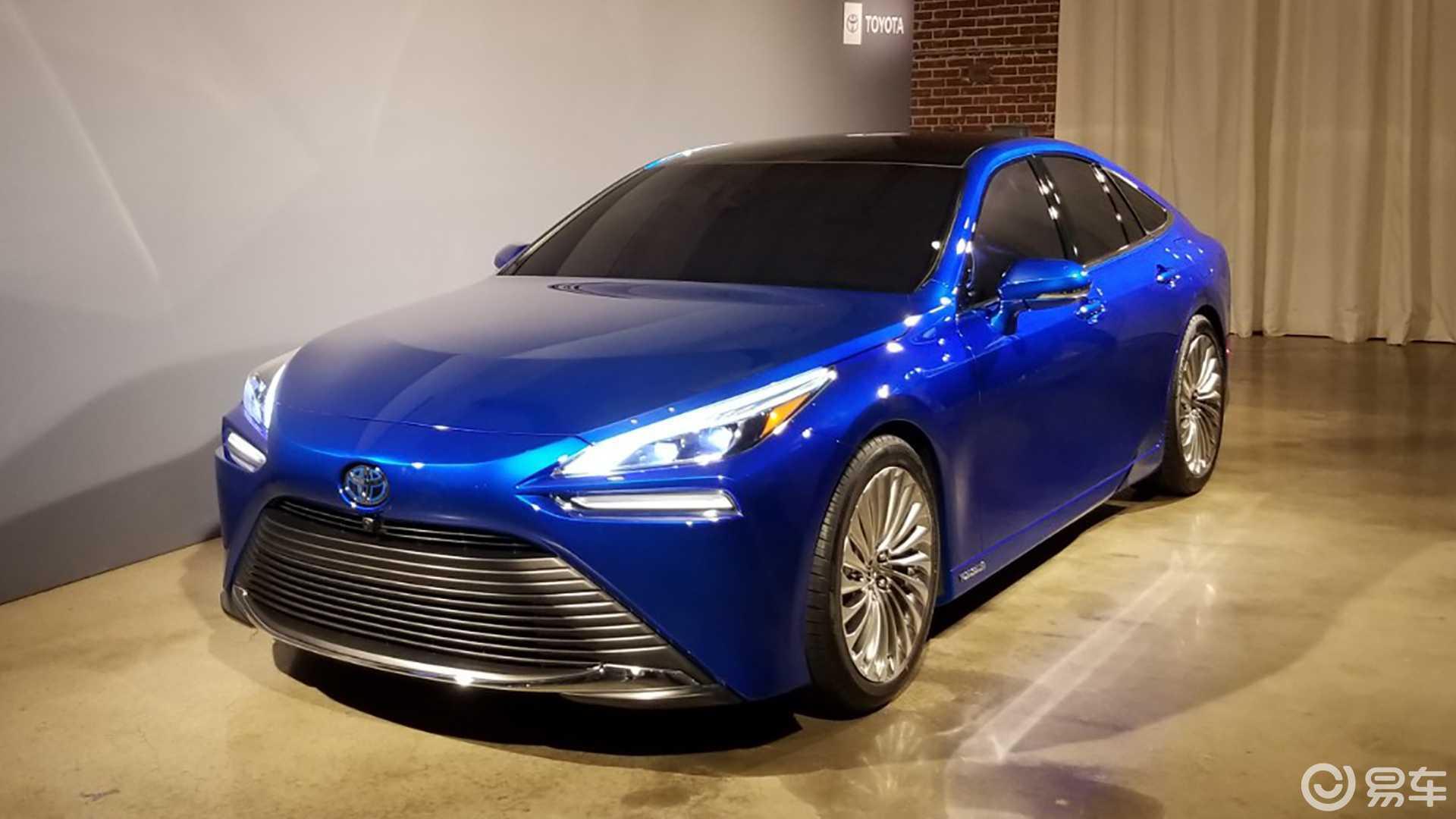 新一代丰田Mirai会是氢燃料汽车的未来吗?