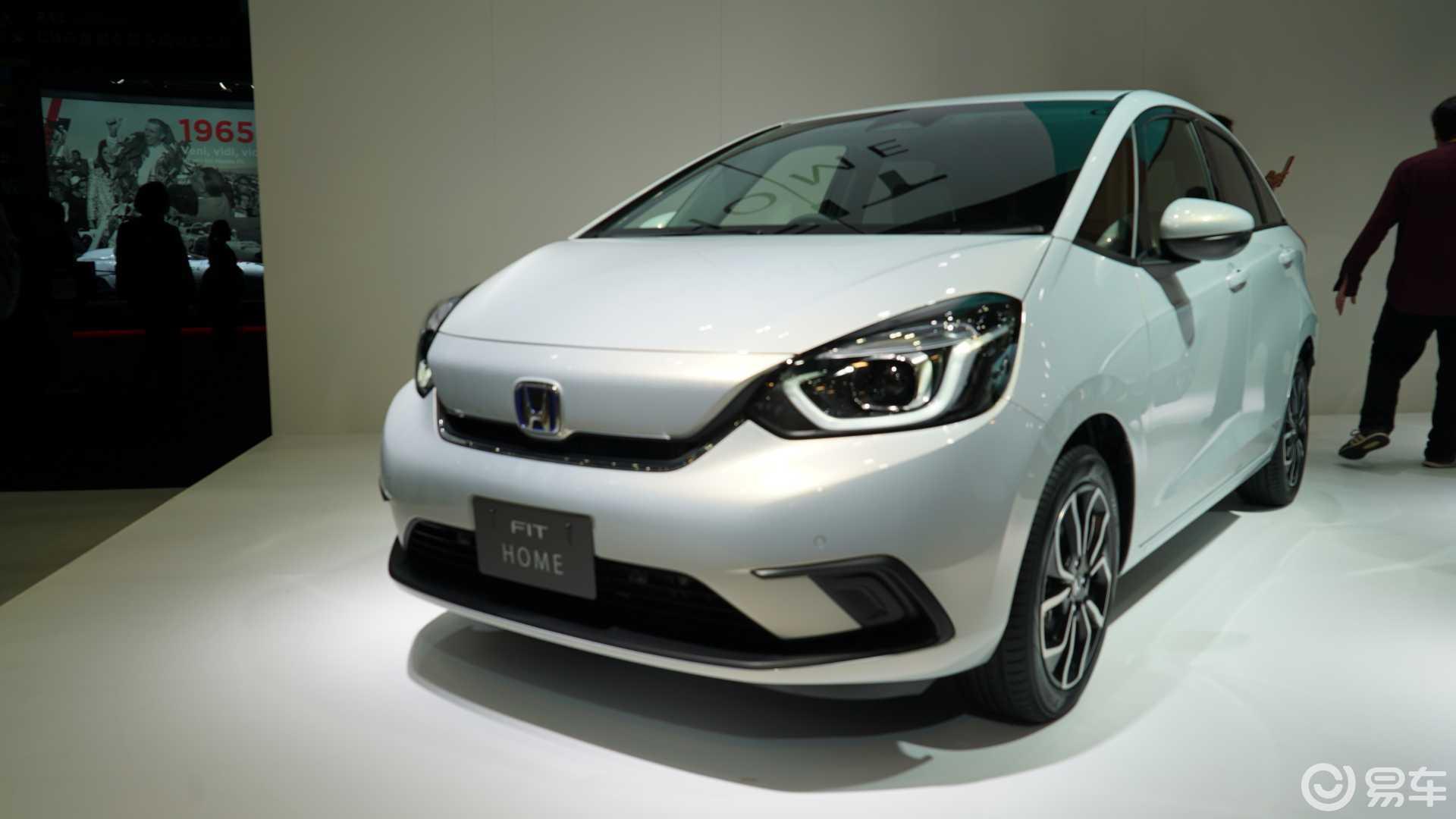 外观更加年轻时尚,全新一代本田飞度东京车展首发