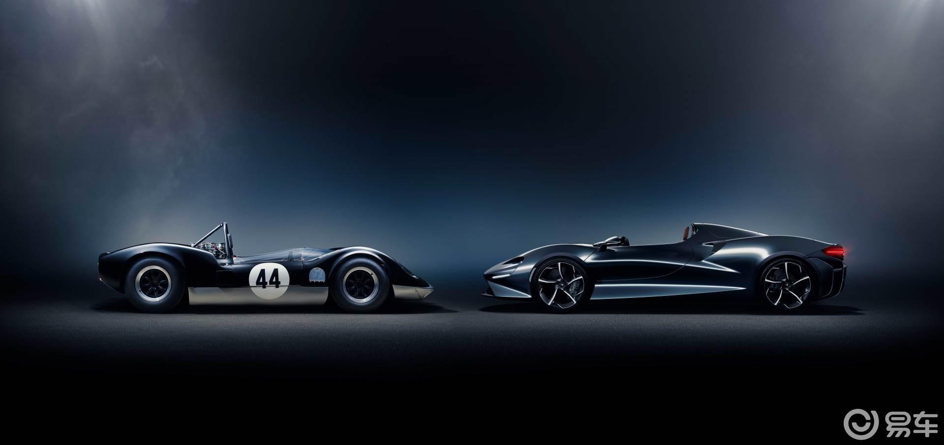 170万欧限量399辆 迈凯伦用Elva老名字推新车