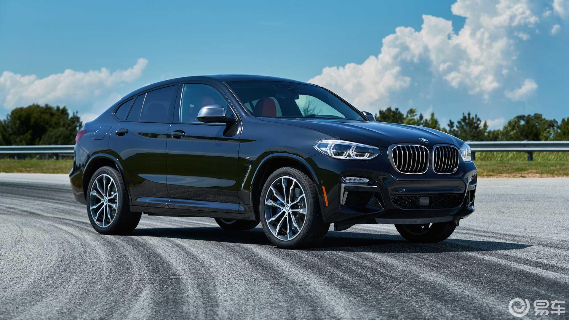 在美销售X3、X4 M40i车型最大功率将升至387马力