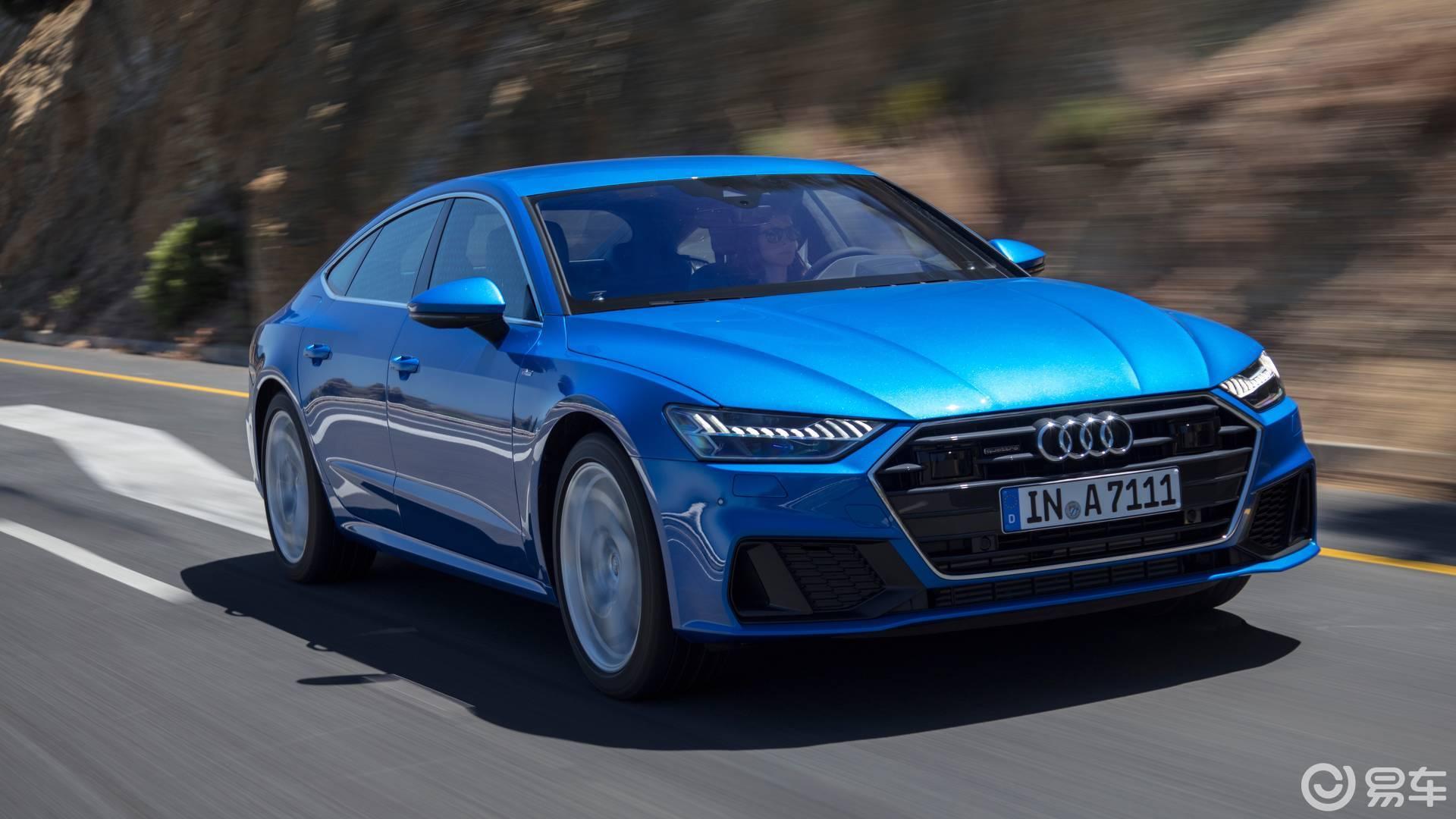 轴距增长 国产奥迪A7L将于明年量产