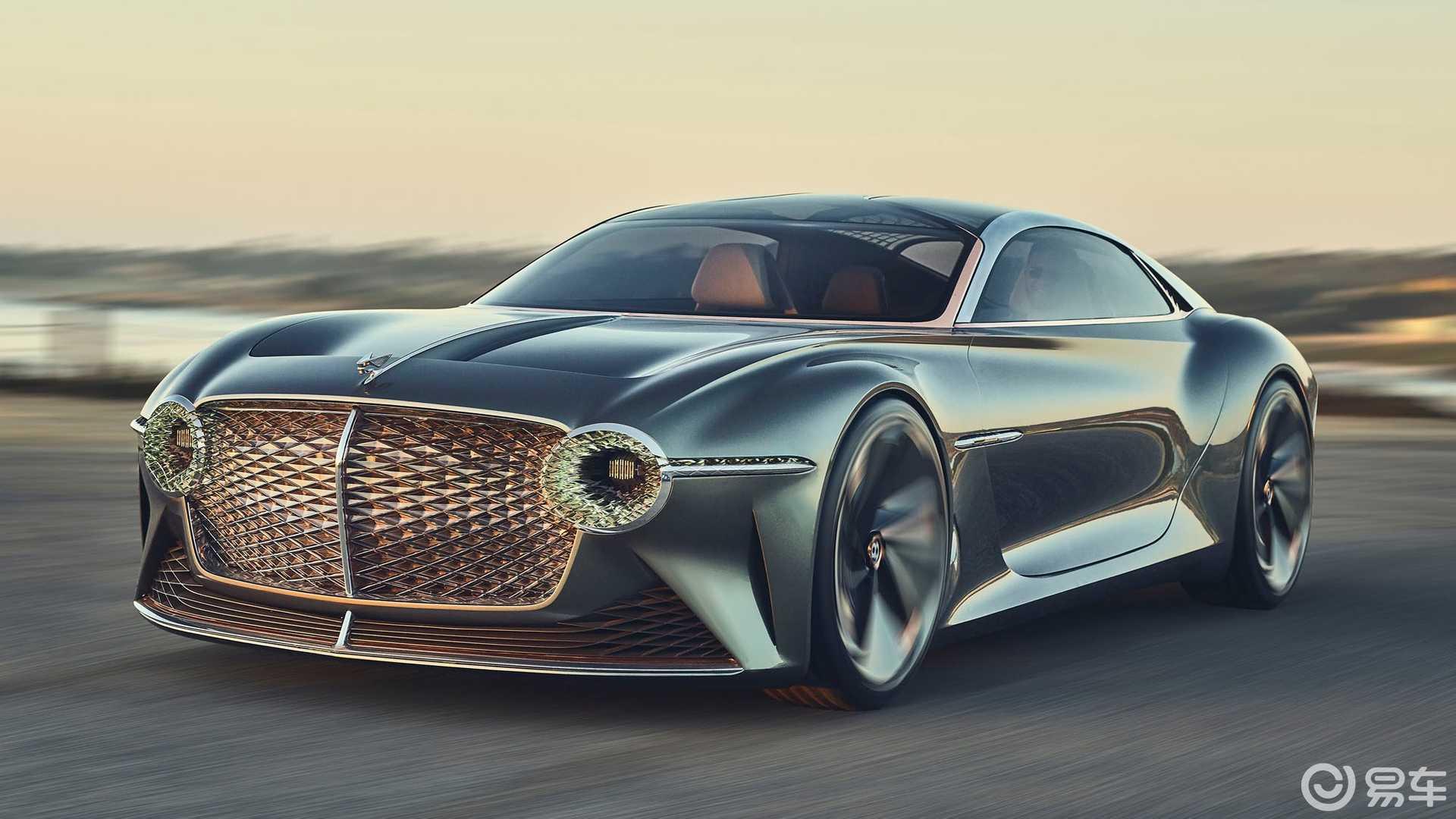 大型GT跑车的霸主地位要易主了 宾利打造全新GT跑车