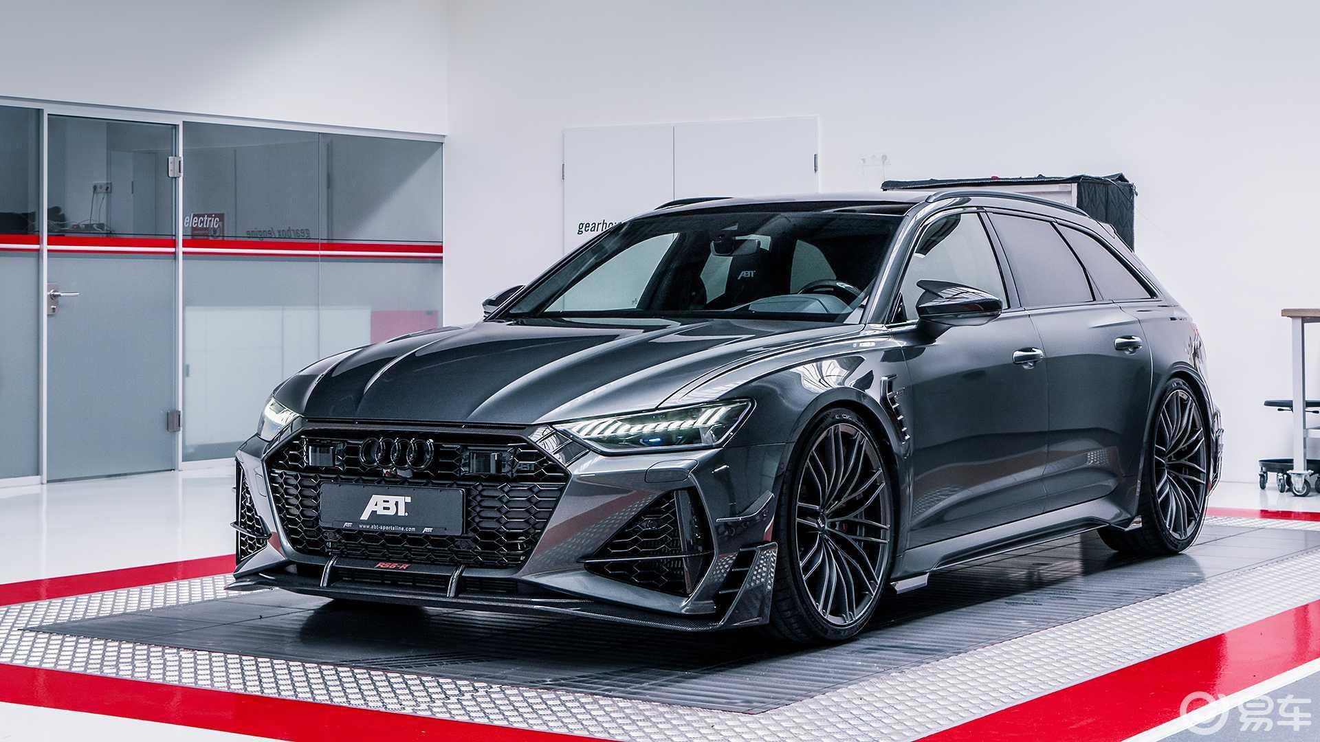 地表最强旅行车,ABT版奥迪RS6 R Avant发布