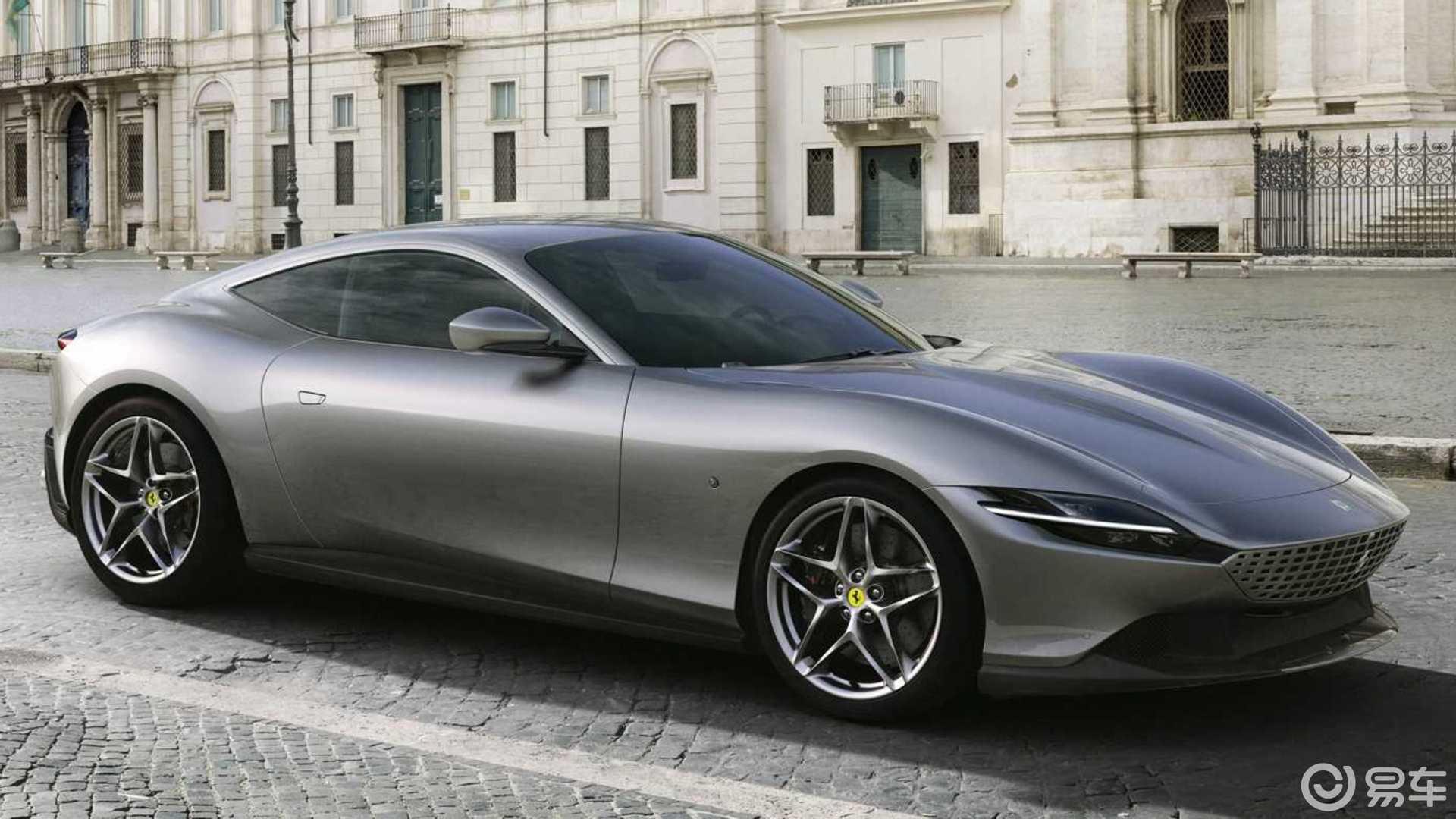 最便宜的法拉利来了,法拉利ROMA正式上市售238万元