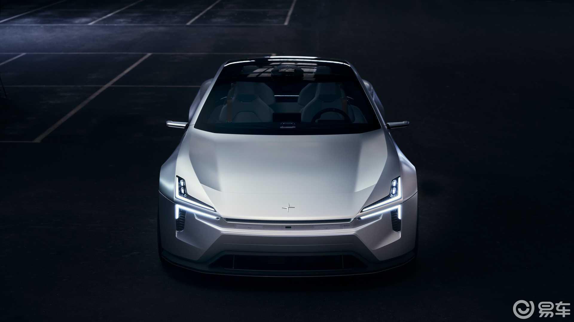 极星首款SUV车型Polestar 3将于明年亮相