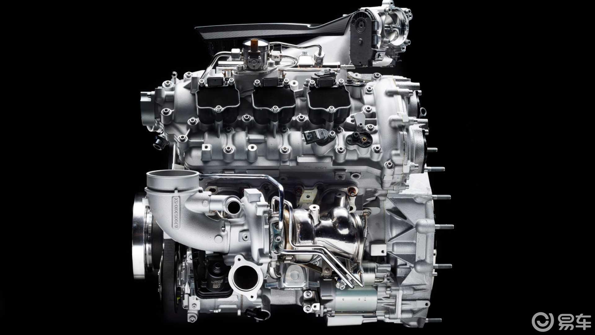 #美图赏析#玛莎拉蒂自行研发新V6引擎