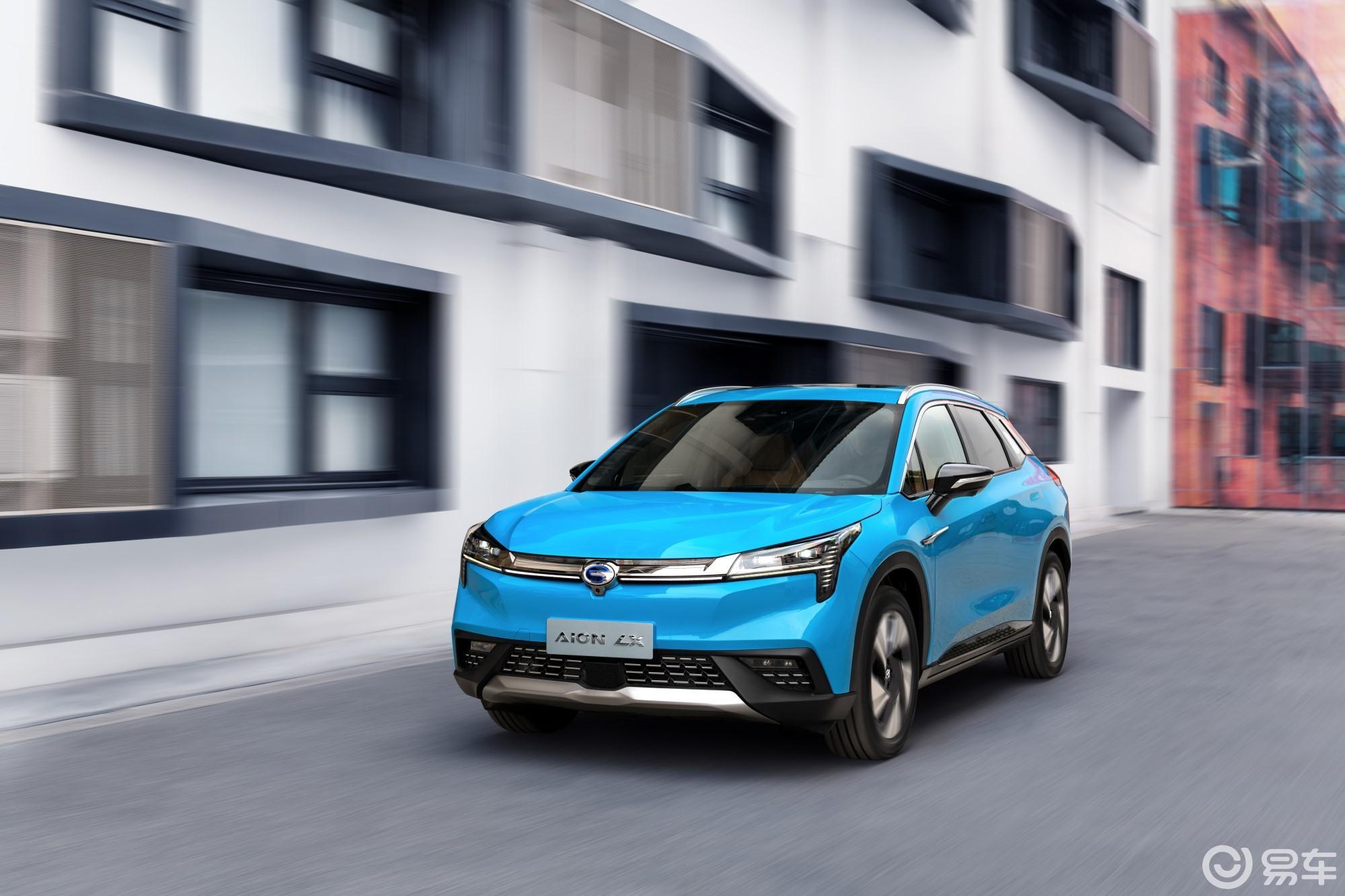 广汽新能源Aion LX将于10月17日正式上市