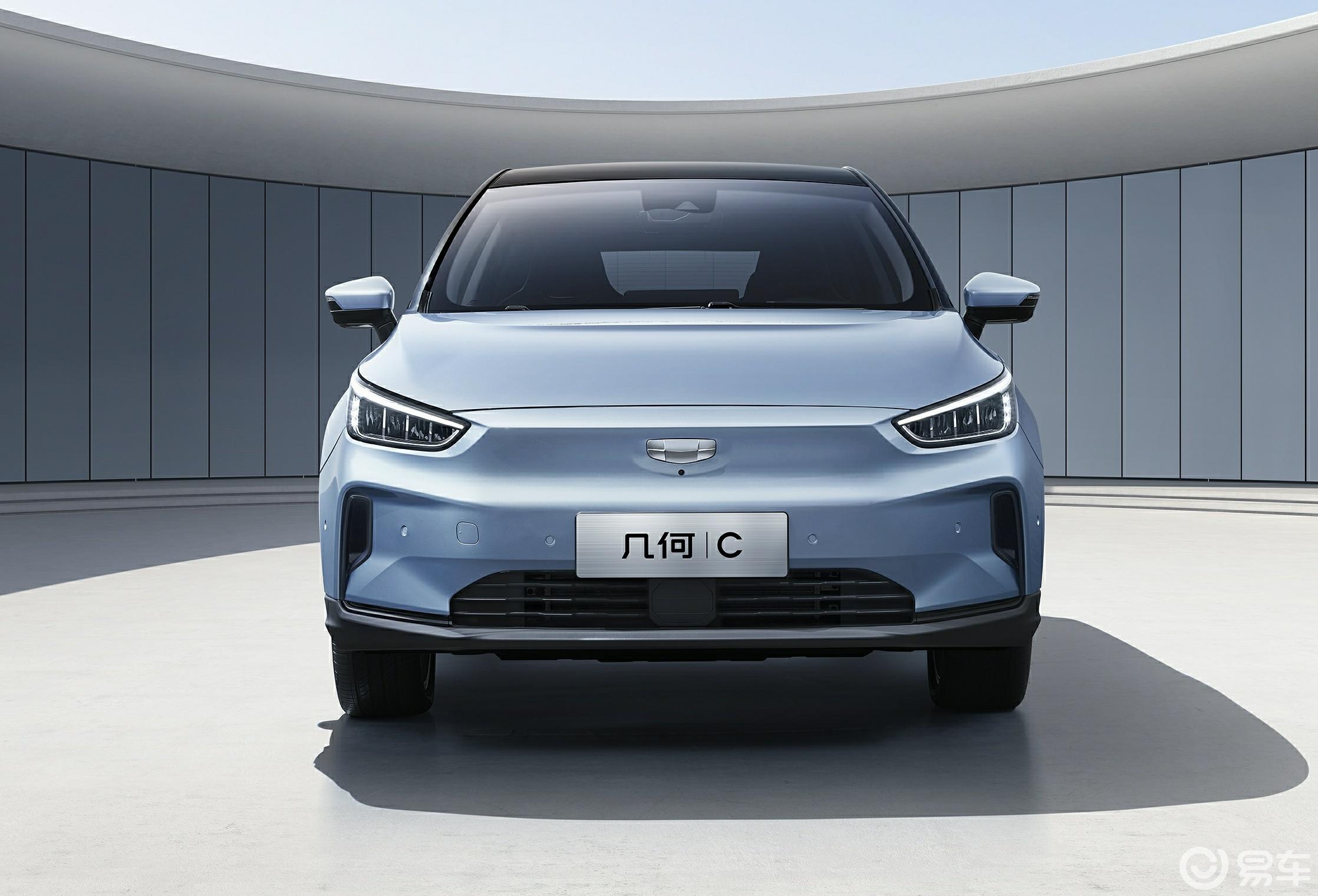 预计今年9月北京车展亮相 几何C官图发布