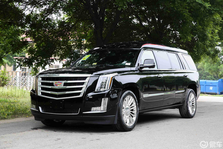 车长6米的凯迪拉克总统一号,听名字就知道这不是一辆普通车