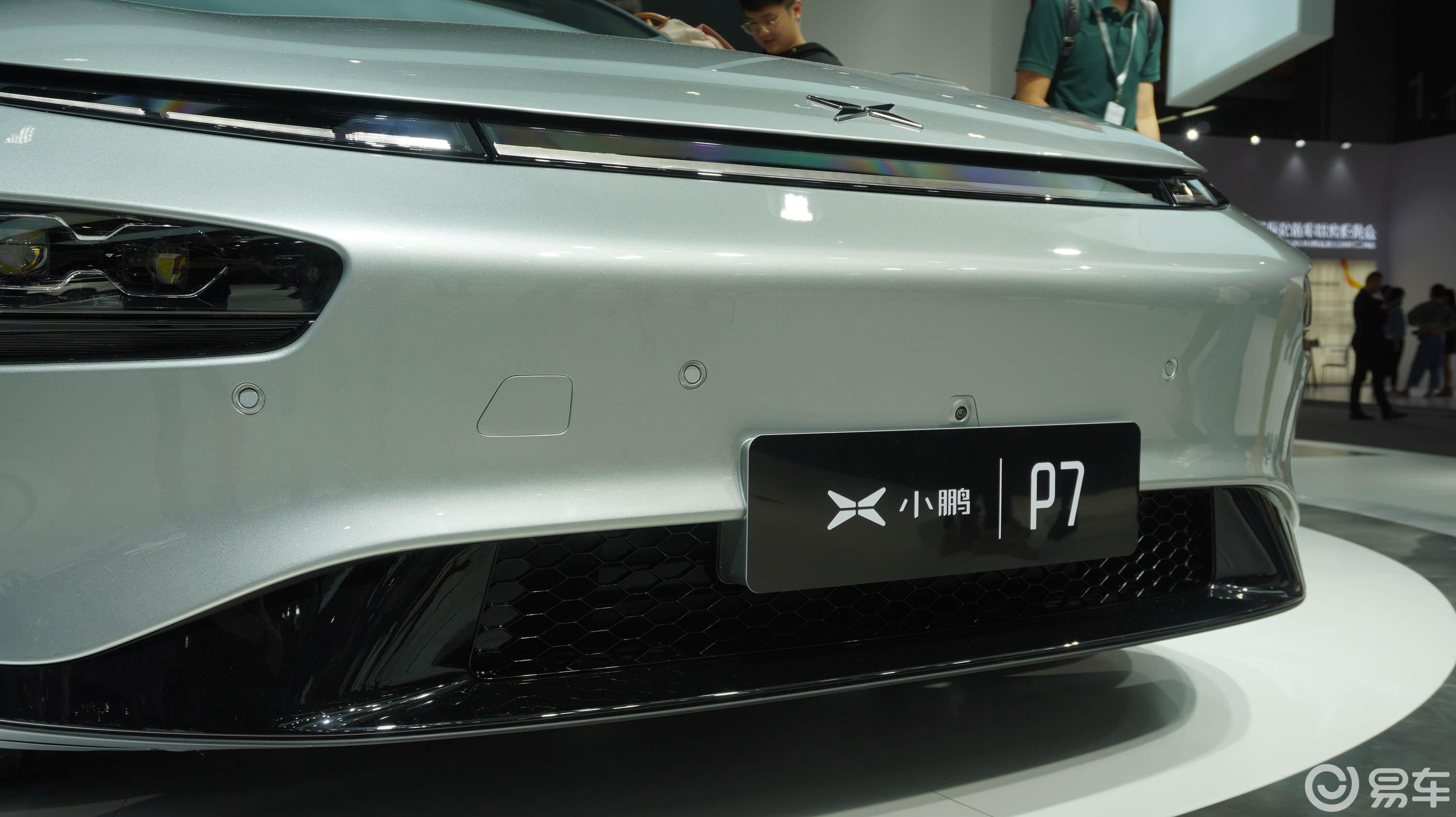 2019广州车展  L3自动驾驶,小鹏P7零百加速5秒内