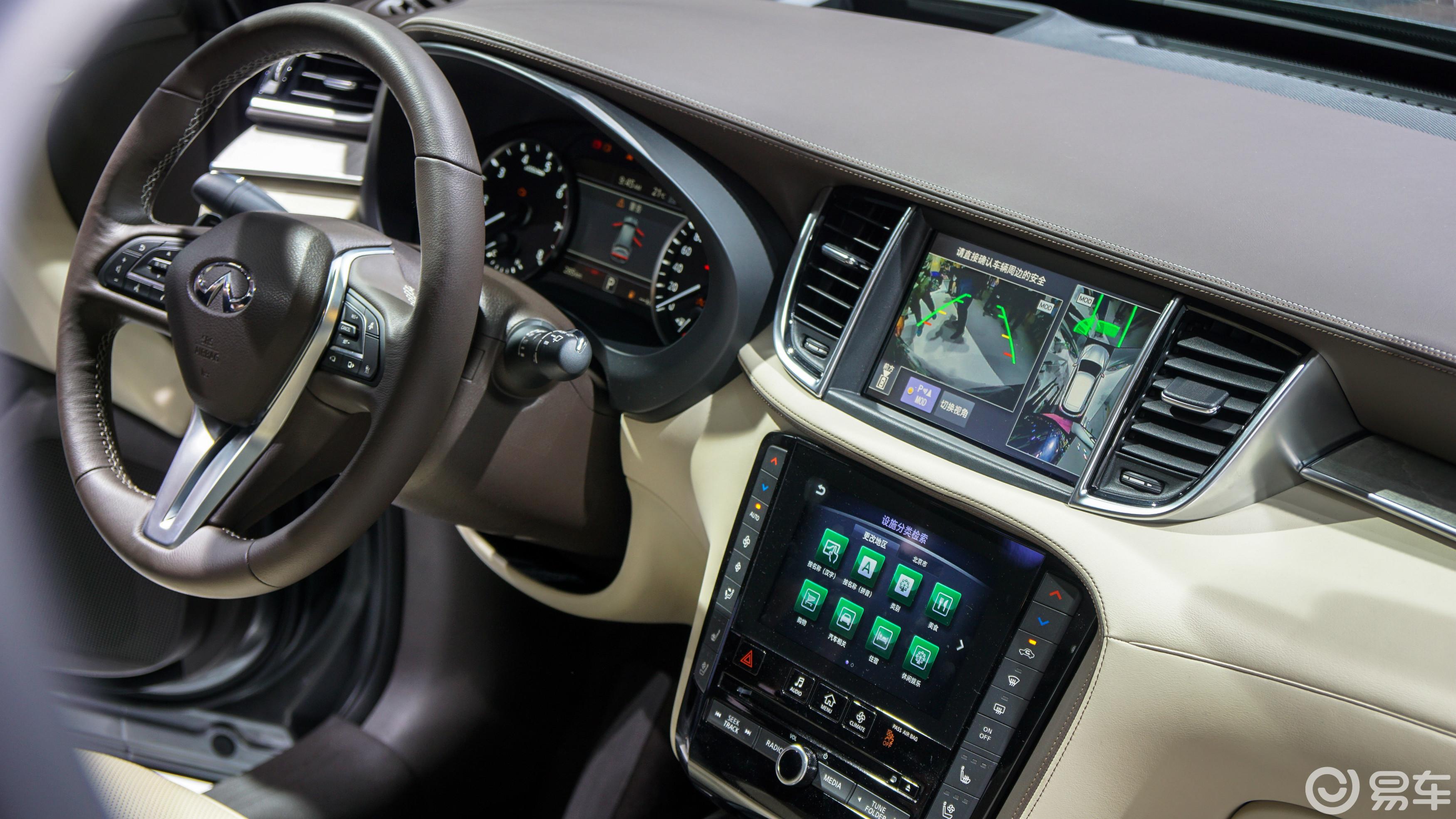 """加持可变压缩比""""黑科技""""的中型SUV搅局者"""