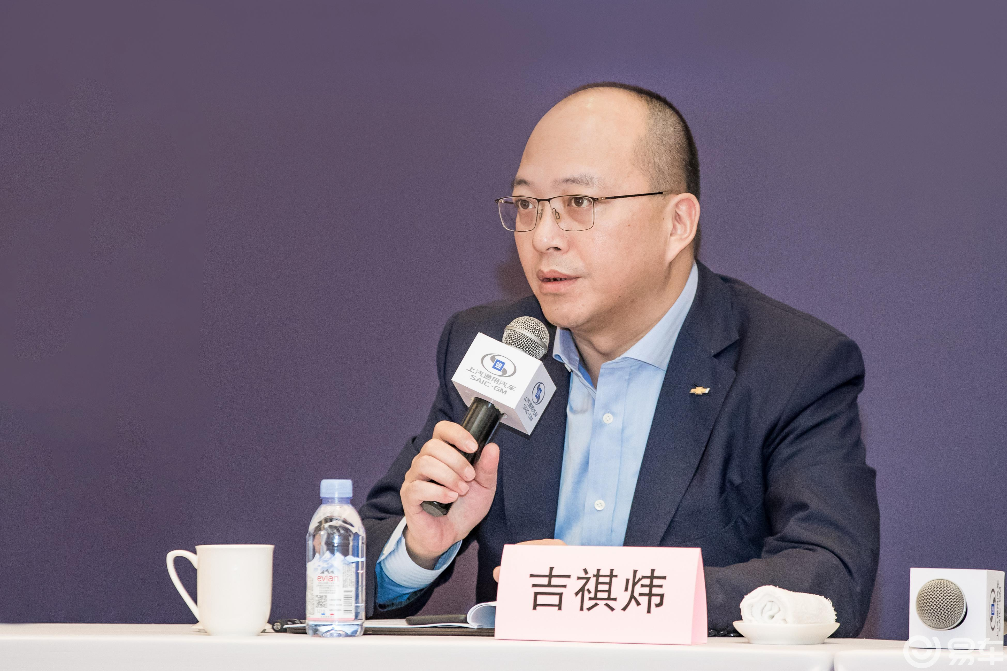 上汽通用硬核访谈:在中国市场上,我们不可能输