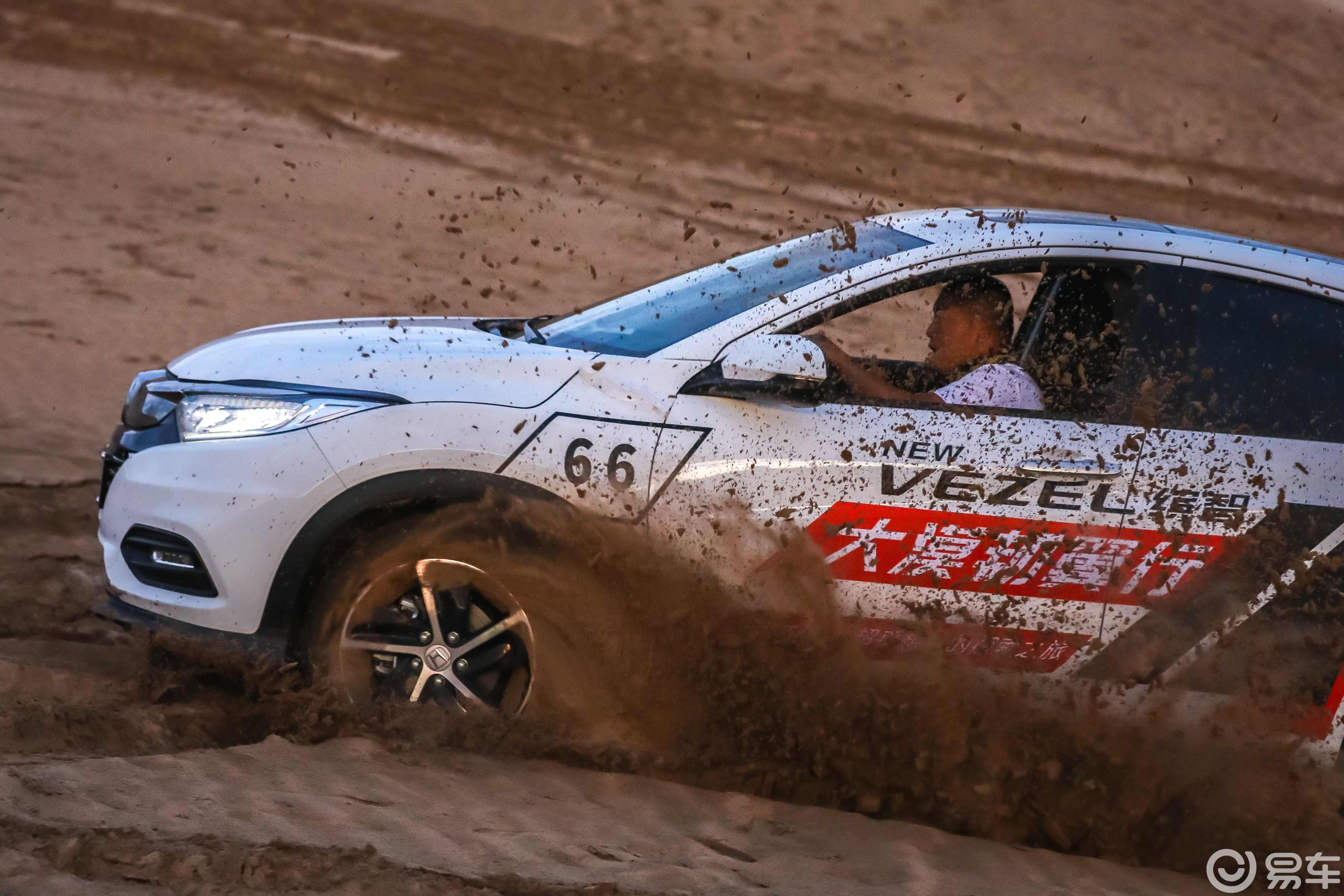 深入内蒙古大环线,穿越环塔拉力赛道,暴力测试全新缤智冠道
