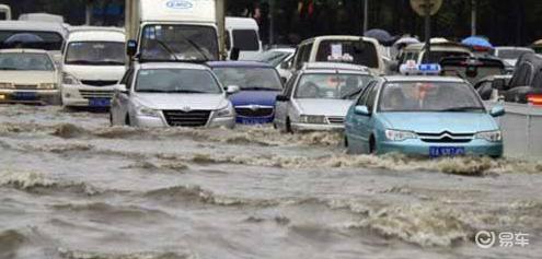 汽车涉水后,这三个地方一定要好好检查下