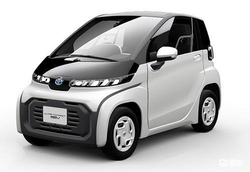 丰田将在东京车展发布超小型EV车型