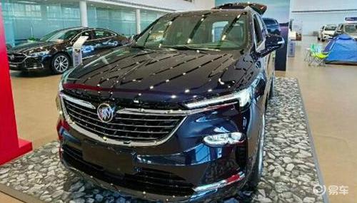 别克全新SUV昂科旗,新车 预计30万起售