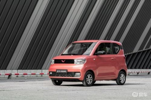 宏光MINI电动新车将上市,2.98万起预售成国民小神车