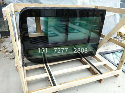 东风天翼客车玻璃-前挡风玻璃后挡风玻璃侧窗玻璃