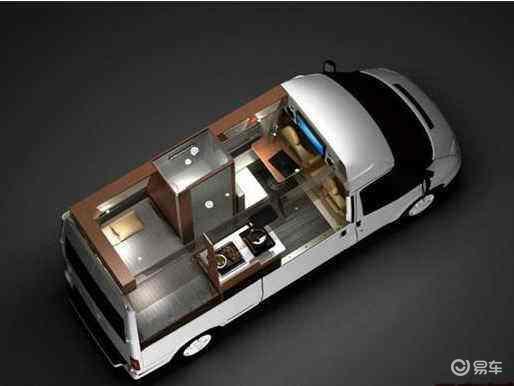 五菱宏光要出房车 仅需18.8万 还是两室一厅