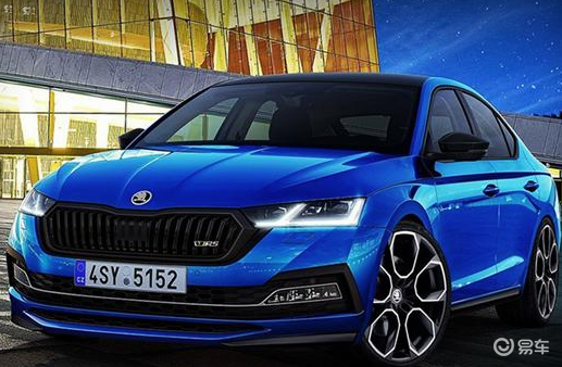 斯柯达全新明锐在捷克首发,新车搭载2.0T引擎