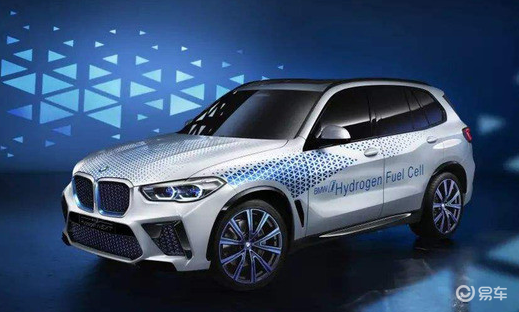 宝马曝氢燃料汽车 i Hydrogen NEXT动力参数