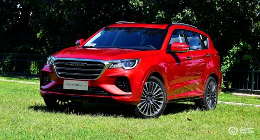 解析捷途X70:最畅销自主中型SUV!