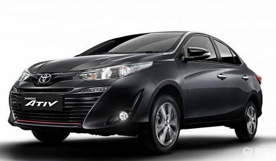 丰田新款雅力士,新车优化了动力总成