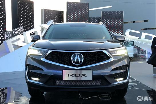 30多万买台日系豪华SUV!讴歌RDX值不值?