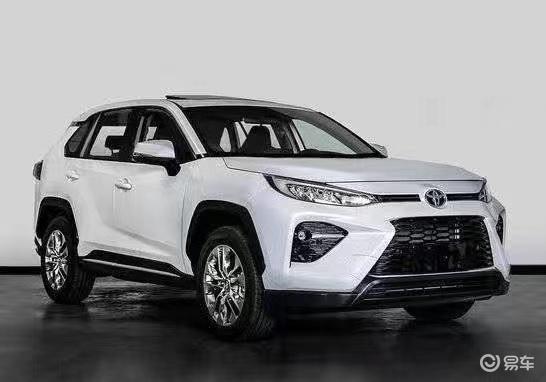 广汽丰田SUV命名威兰达,与RAV 4同平台,外观更豪华