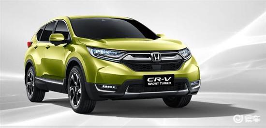 日系SUV CR-V和RAV4你选谁?