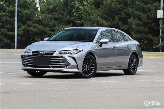 一汽丰田亚洲龙2.0L车型将于9月21日上市