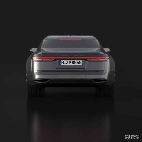 路虎品牌轿车假想图曝光 这样的造型您觉得如何?