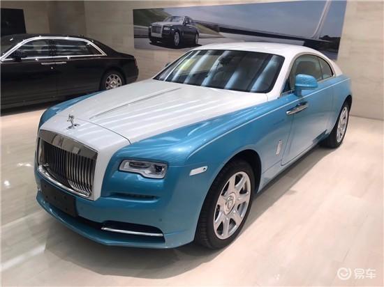 20款劳斯莱斯魅影国六现车最新价格及配置解读