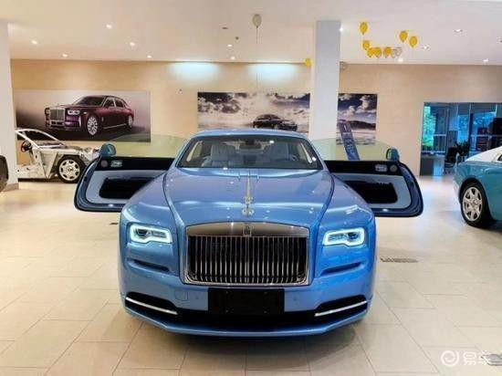 劳斯莱斯魅影超华配置 超级跑车 价格行情现车国内