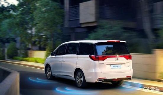 2020款传祺GM8售价19.28万元起,配8AT变速箱