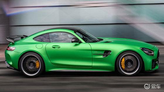 奔驰AMG GT推4门混动版,搭V8发动机,对标保时捷