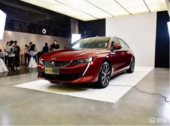推荐400THP驾控版 全新一代标致508L购车手册