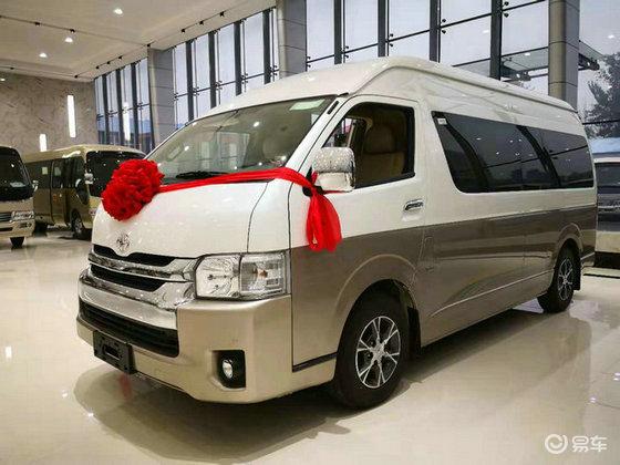 丰田考斯特11座多少钱 11座改装及报价