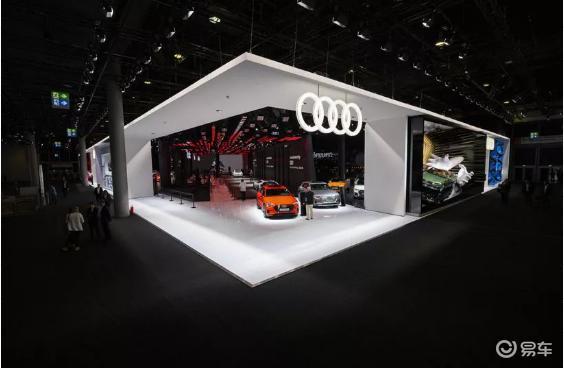 奥迪携多款重磅车型亮相2019法兰克福国际车展