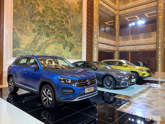 一汽大众拿下去年销冠,今年MEB平台纯电动SUV车型下线