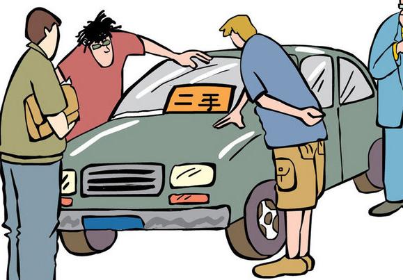 二手汽车漆面检查与保养的小技巧